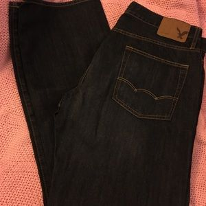 NWT men's American Eagle boot cut jeans size 36